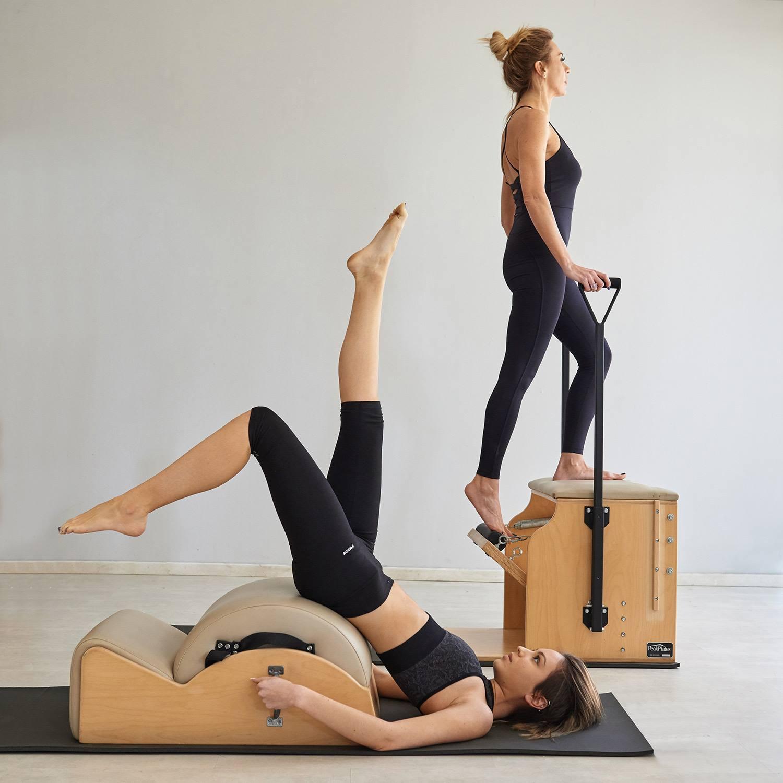 The Secret Place Pilates Μηχανήματα 1