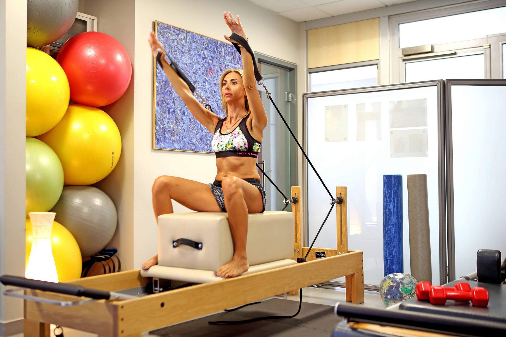 The Secret Place Pilates Μηχανήματα 10
