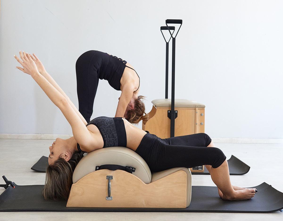 The Secret Place Pilates Μηχανήματα 2