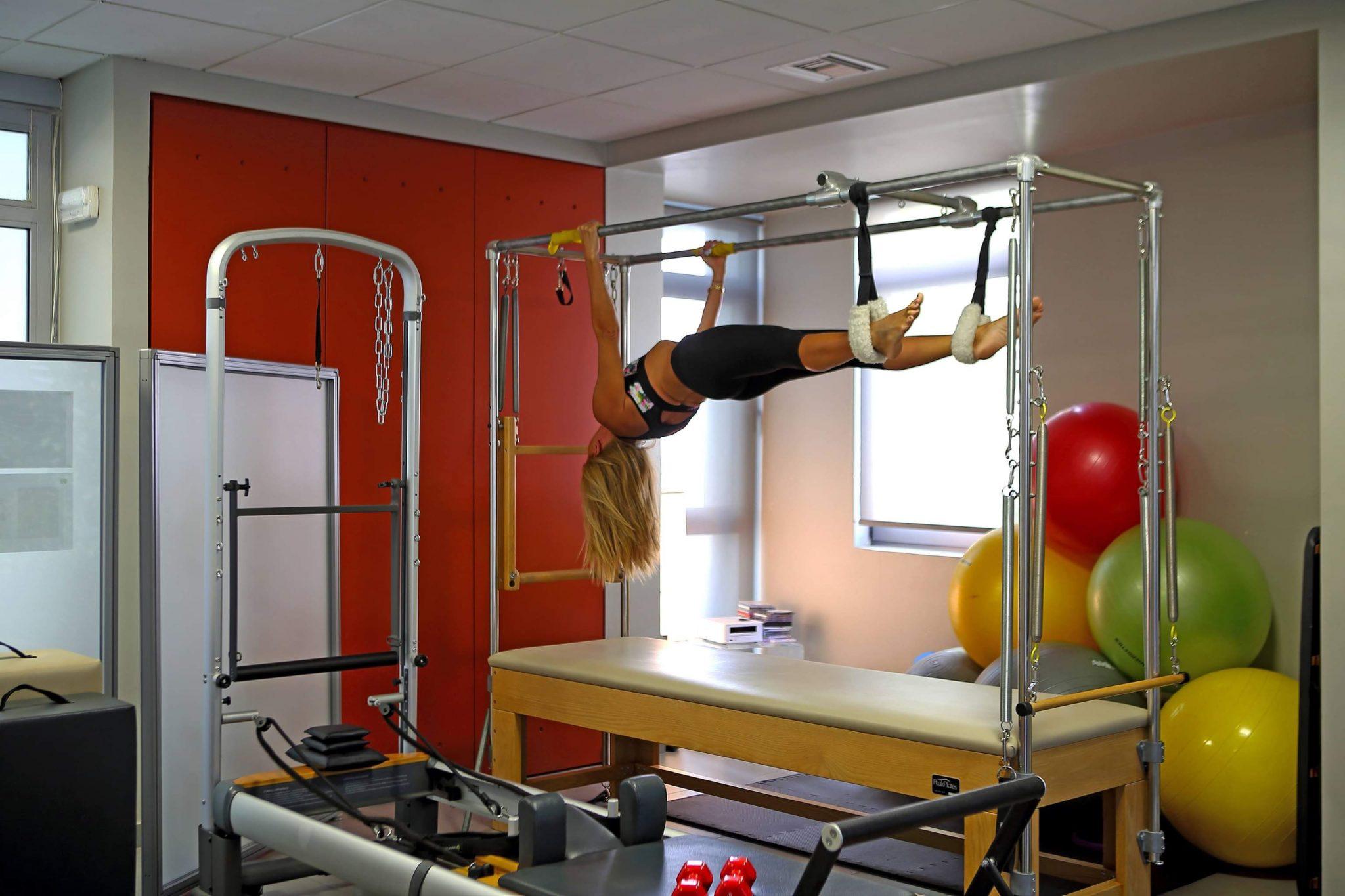 The Secret Place Pilates Μηχανήματα 3