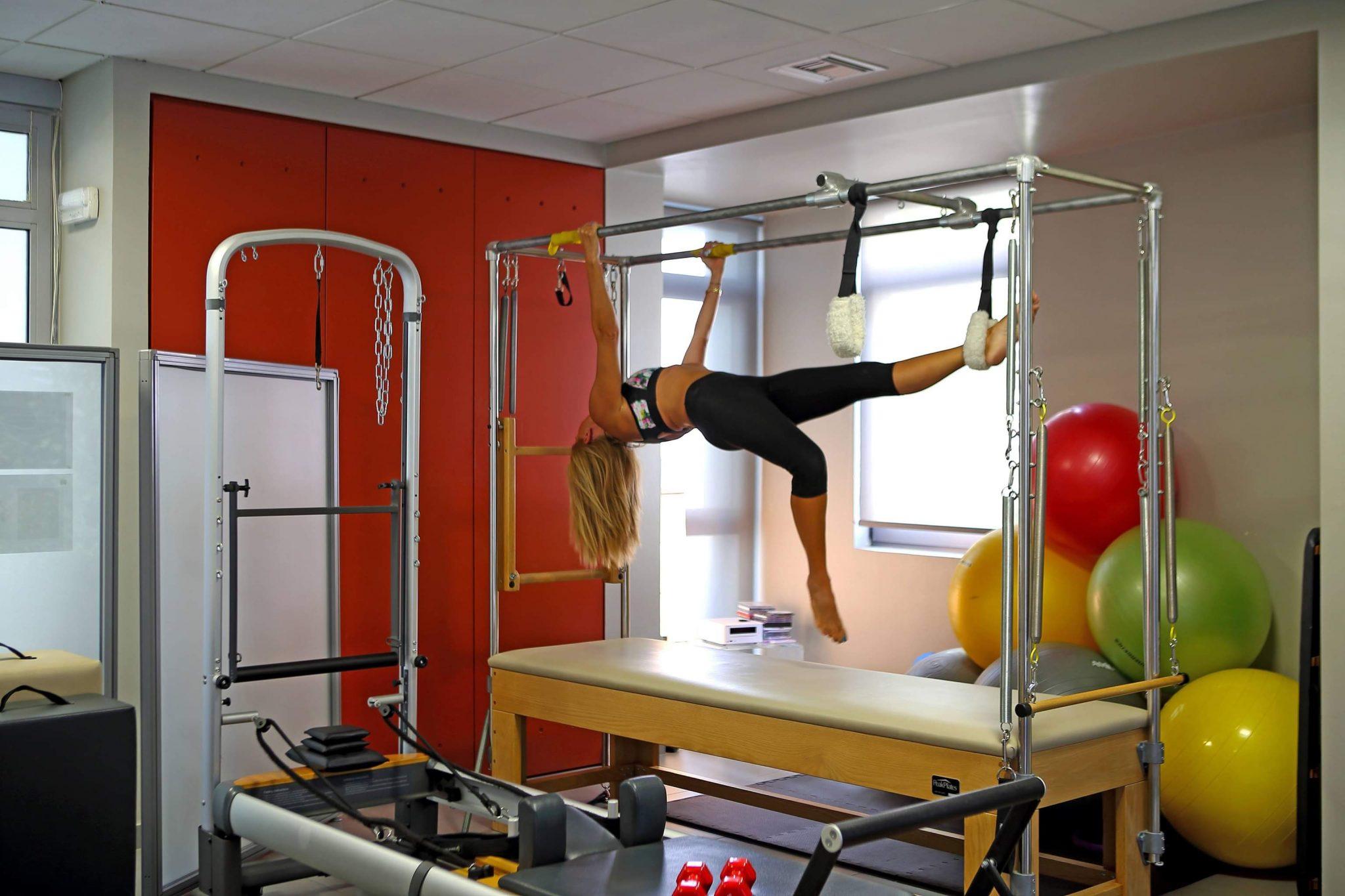 The Secret Place Pilates Μηχανήματα 5