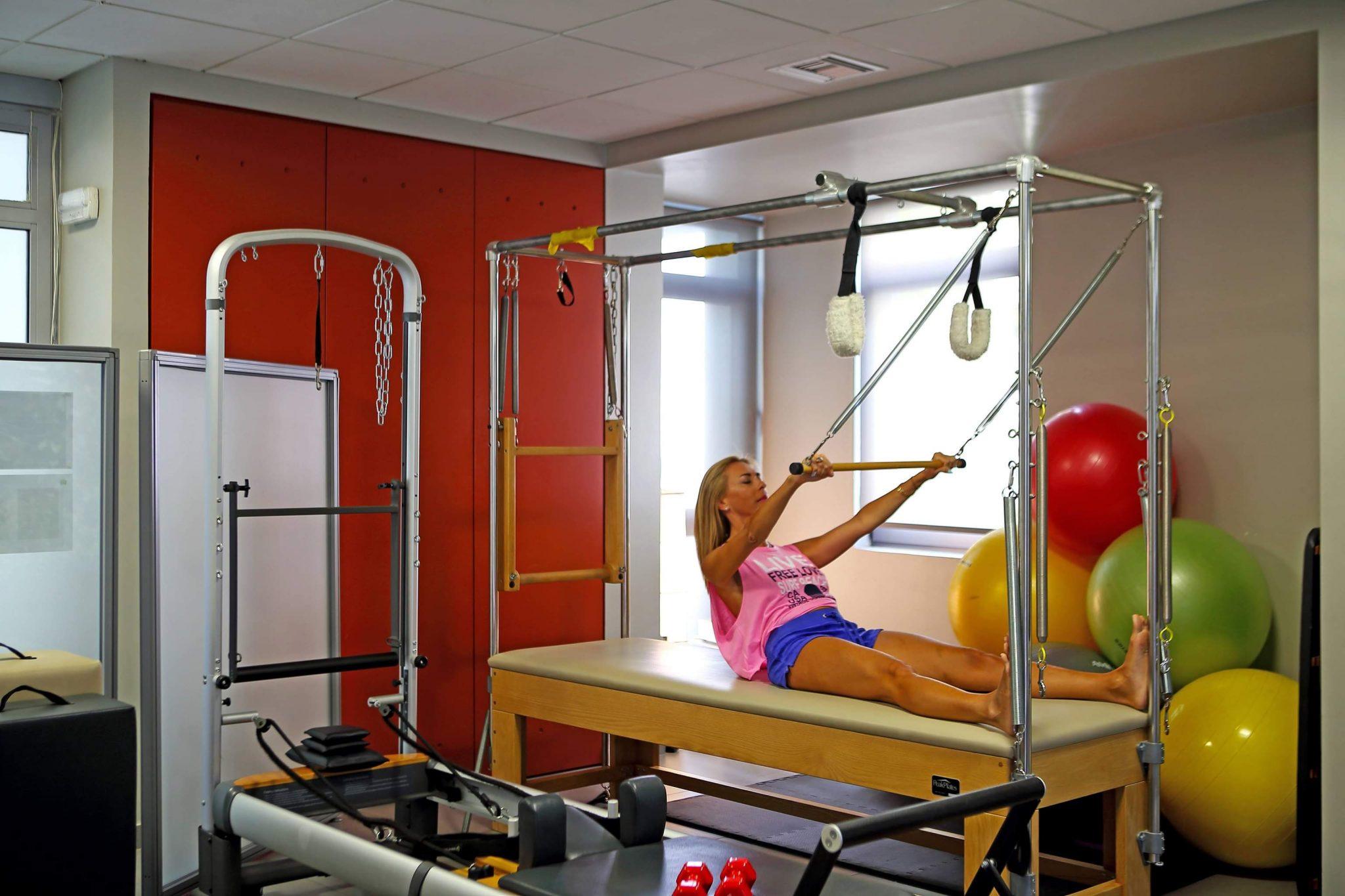 The Secret Place Pilates Μηχανήματα 6