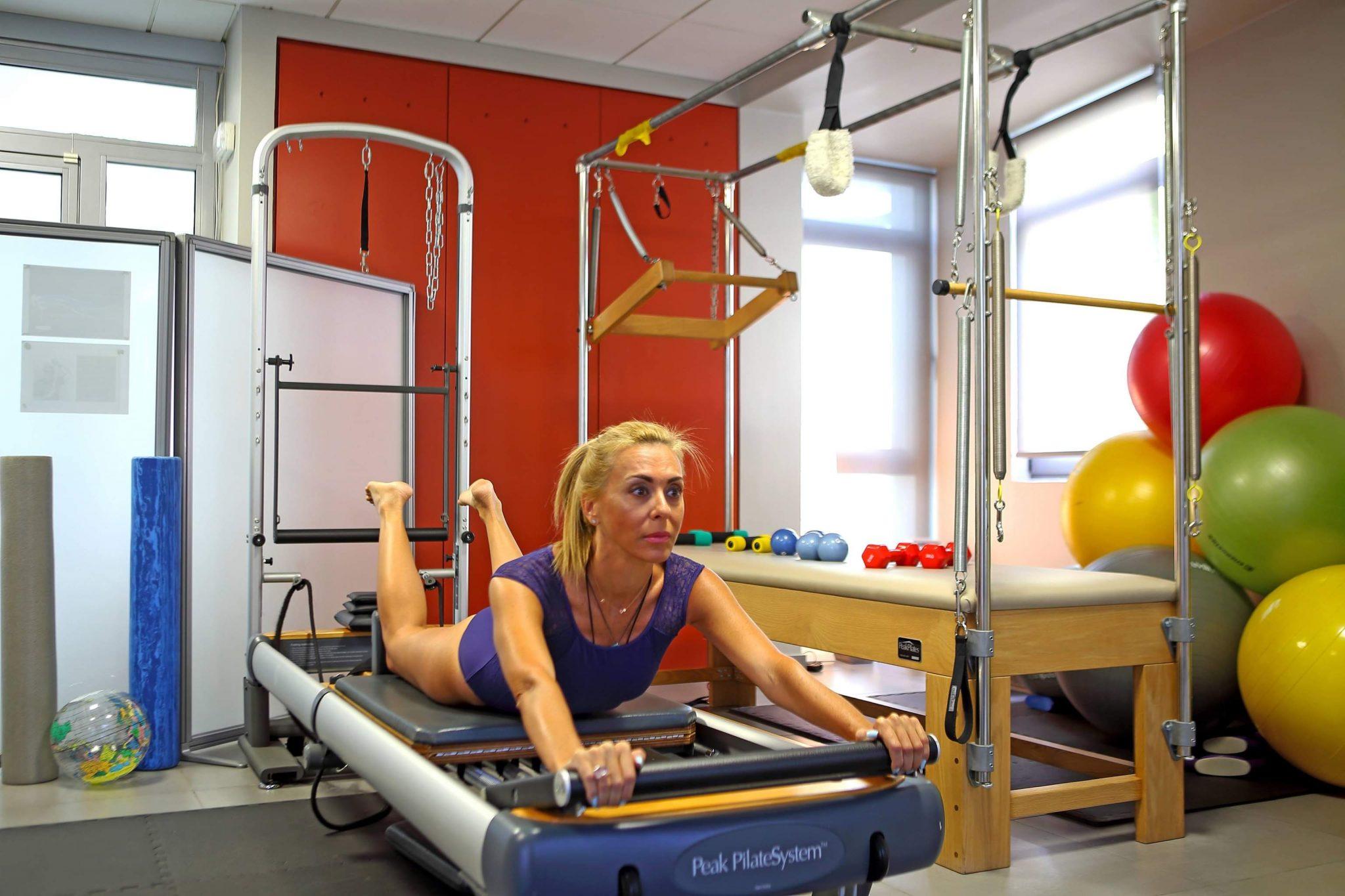 The Secret Place Pilates Μηχανήματα 7