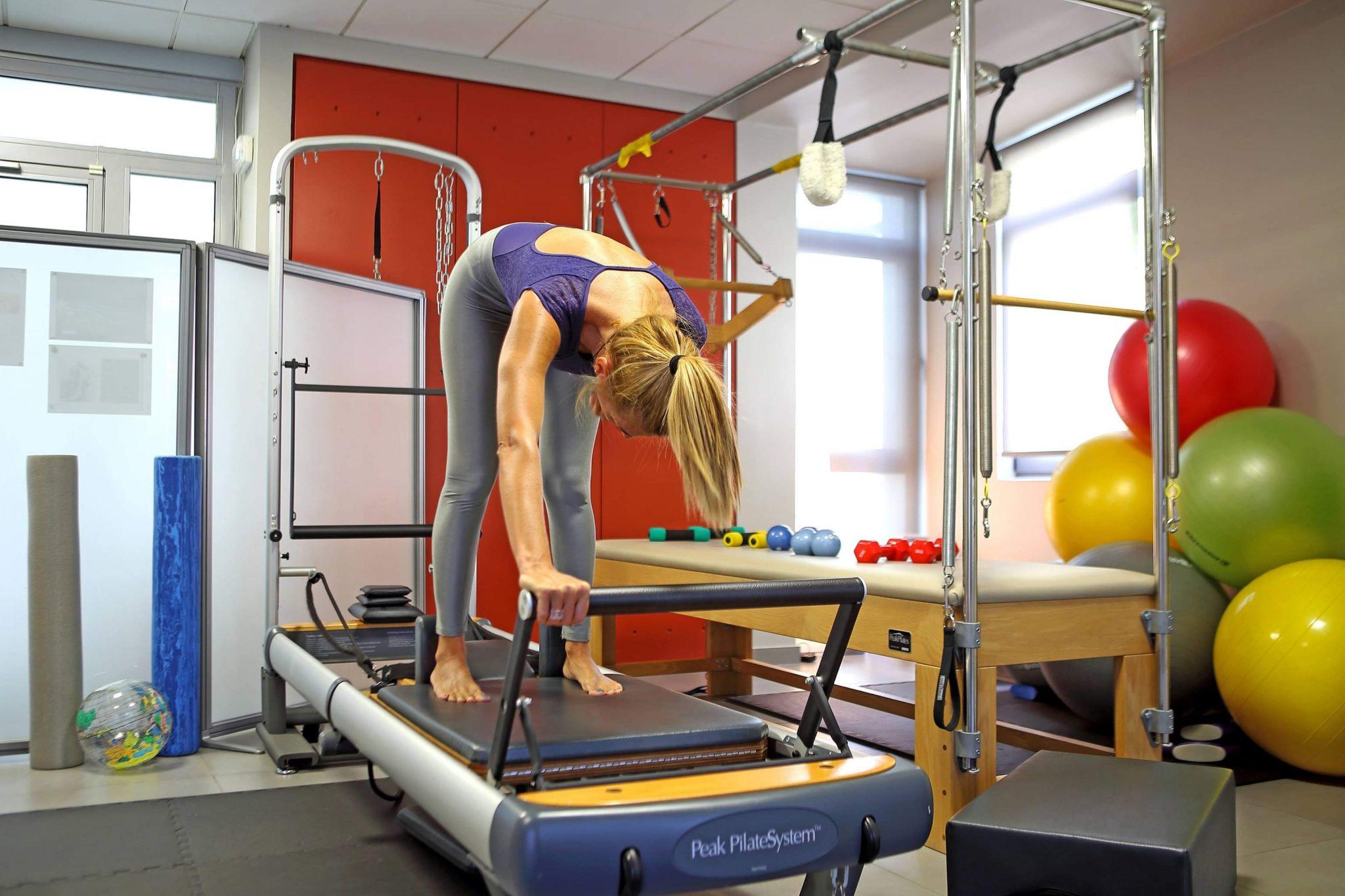 The Secret Place Pilates Μηχανήματα 8