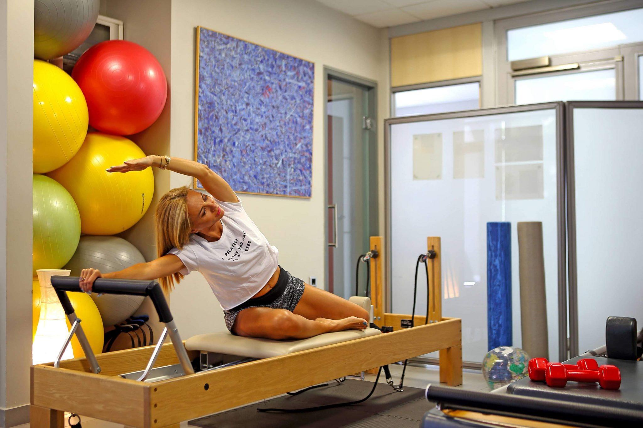 The Secret Place Pilates Μηχανήματα 9