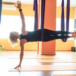 Aerial Pilates Prana Yoga Studio Μαρούσι