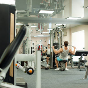Γυμναστήριο Yava Fitness Center Βάρη