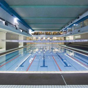 Κολύμβηση - Κολυμβητήριο Holmes Place Μαρούσι