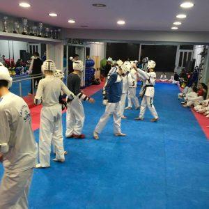 Taekwondo - Αθλητικός Σύλλογος Αίαντας | Άγιος Δημήτριος