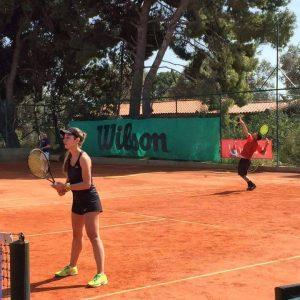 Τένις - Maroussi Tennis Club