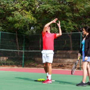 tennis square tennis personal training