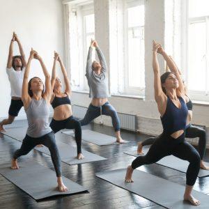 Yoga Axion fitness club Χαλάνδρι