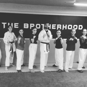 Karate - The Brotherhood | Άγιος Δημήτριος