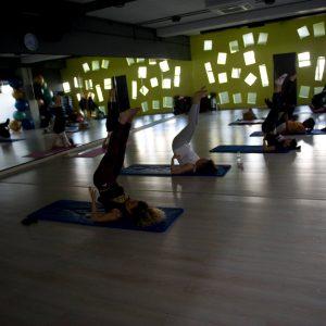 Yoga Urban arena Γλυφάδα