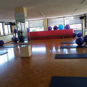 Pilates Athletic Shape Γαλάτσι