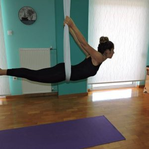 Aerial Yoga - Studio Yoga-Pilates By Georgia | Νέο Ηράκλειο