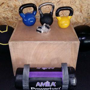 CrossFit - Corpus Gym | Νέα Σμύρνη