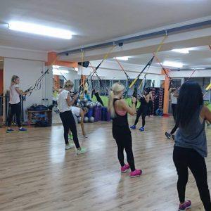 TRX - Palmos Gym Ladies | Περιστέρι
