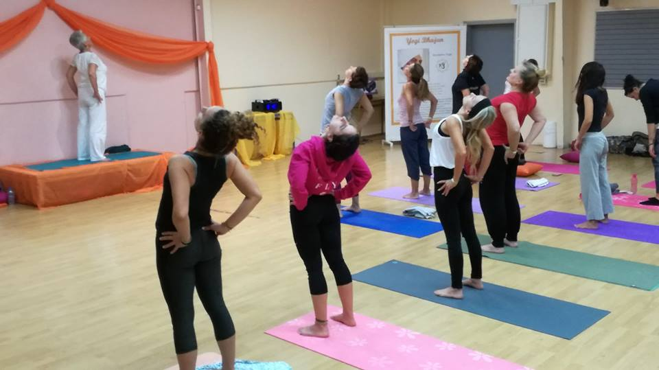 yoga lotos Khfhsia