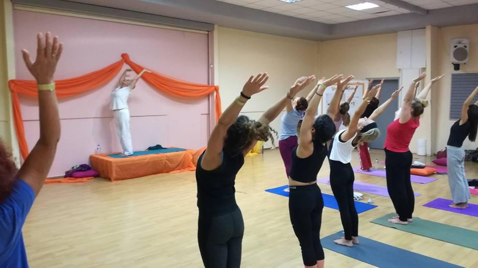 yoga sportshunter lotos