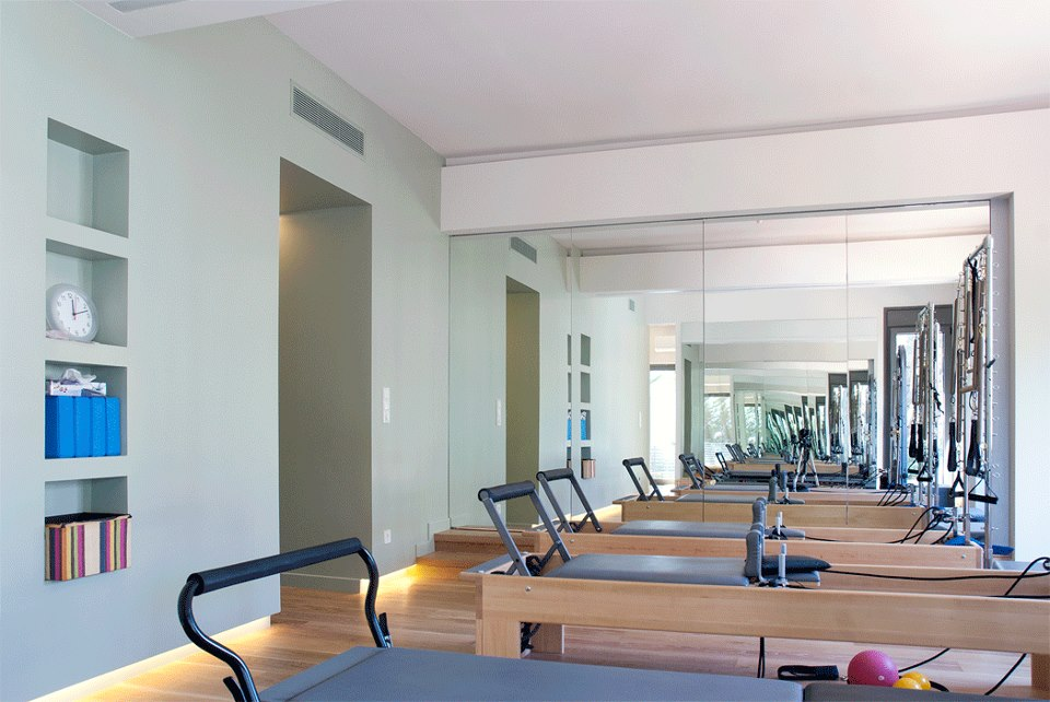 reformer studio pilates san tsai