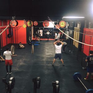 CrossFit Sons Of Fitness Κηφισιά