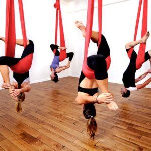 Aerial Yoga Κηφισιά