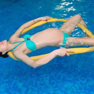 Aqua Yoga για εγκύους - Υδρία Family Athletic Club | Μαρούσι