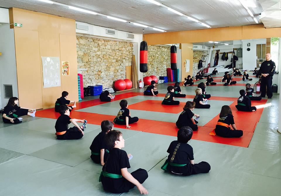 martial arts politia tennis club