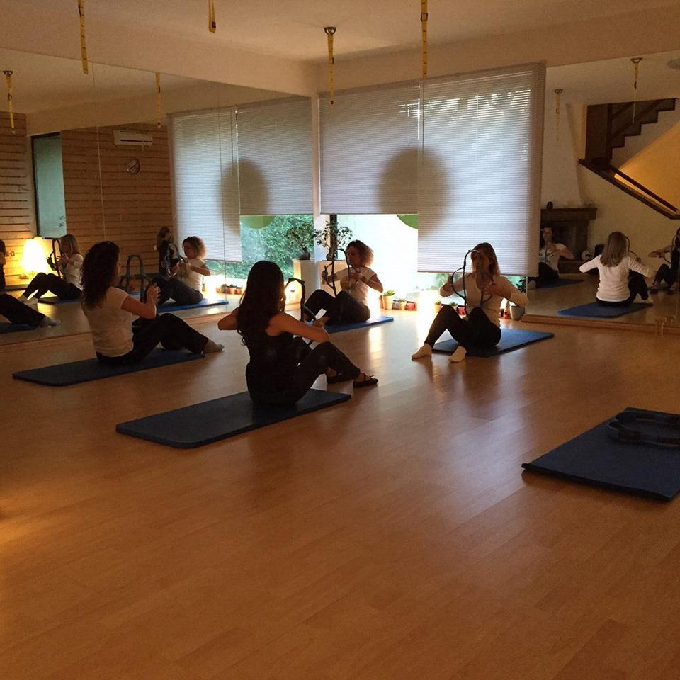 pilates mat sportshunter khfisia