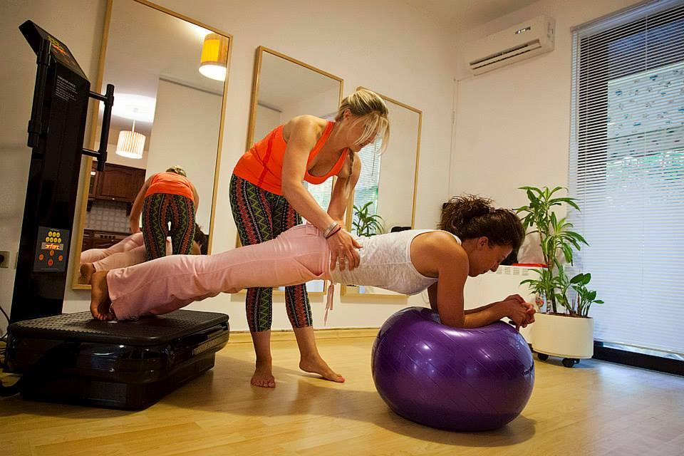 pilates plus mat