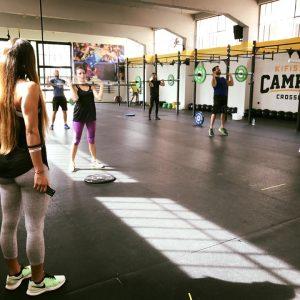 CrossFit Campus CrossFit Κηφισιά
