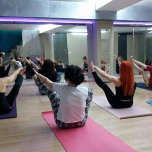 Yoga Γυμναστήριο ΚΟΥΡΟΣ