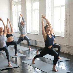 Yoga Holmes Place Glyfada