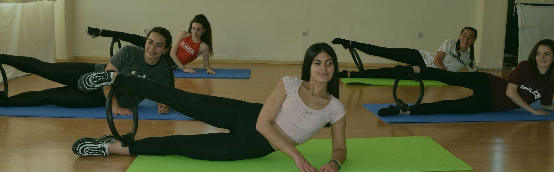 Smiles - Pilates mat