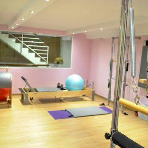 Pilates Μηχανήματα