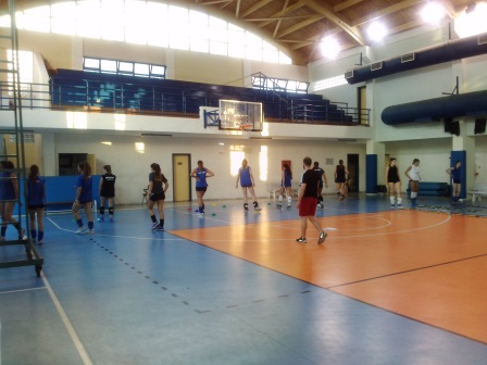 volleyball iones