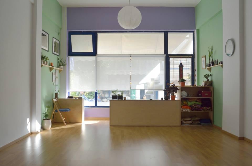 ashtanga yoga center chalandri