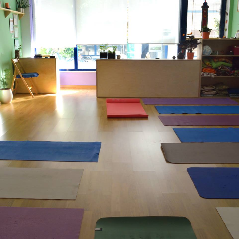 ashtanga yoga center place