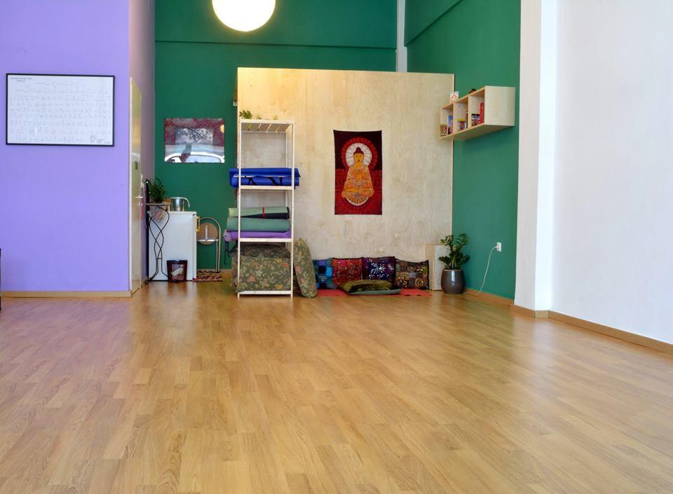 ashtanga yoga center xalandri