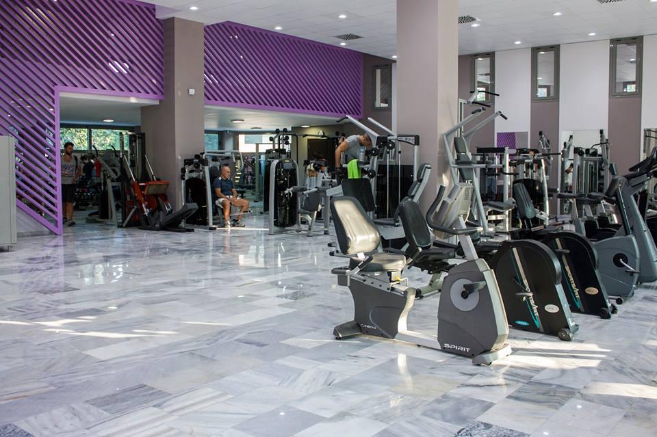 axion fitness club xalandri
