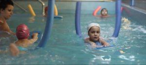 Κολύμβση Baby Swimming PhysioPolis Χαλάνδρι