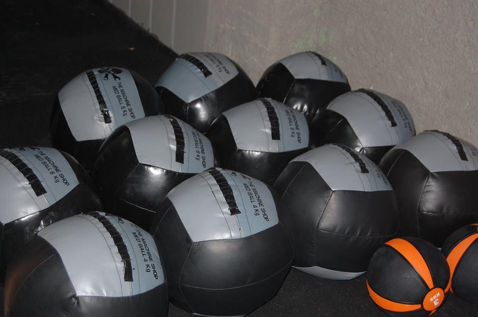 balls CrossFit