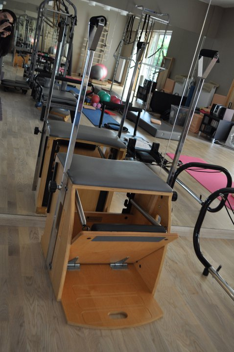 chair pilates studio