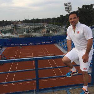 Προπονητές Chatzinikolaou Tennis Academy Βάρκιζα
