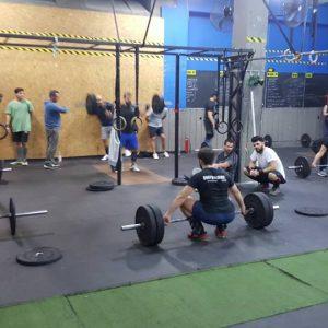 CrossFit & Weightlifting CrossFit Chalandri