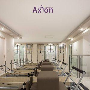 Prenatal Pilates Axion fitness club Χαλάνδρι