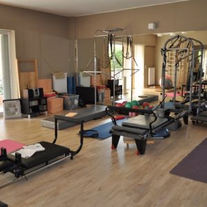 Pilates Μηχανήματα Power Balance Pilates Studio