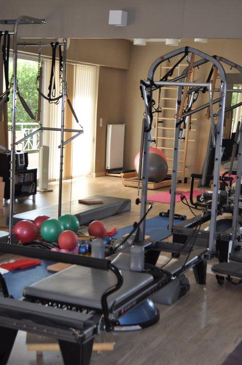 power balance pilates studio