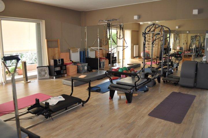 power balance pilates